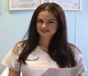 Dentist, dentist-therapist Nerukh I.Yu.