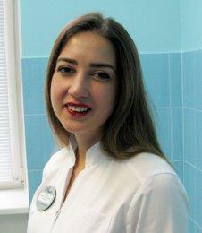 Врач-стоматолог Уманец М.А.